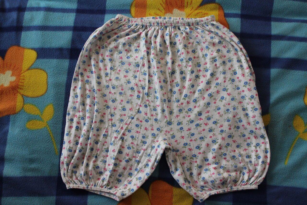 Длинные панталоны сшить 18