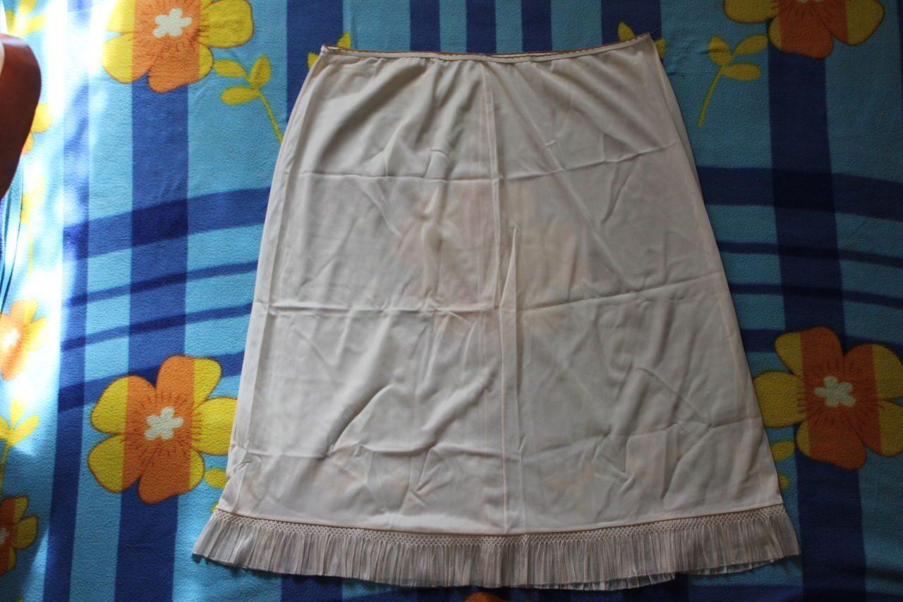Нижнюю юбку из вискозы купить