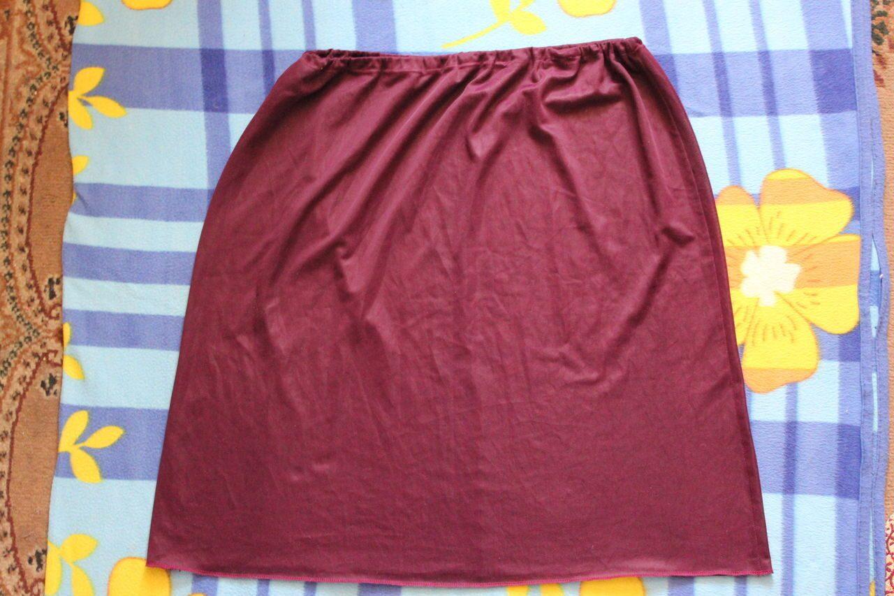 Купить нижнюю юбку из вискозы