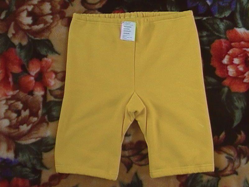Желтые панталоны на девушках фото